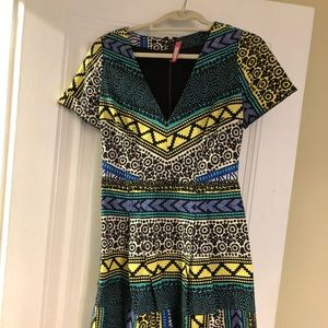 Dress- pleanty by Tracy Reese Anthropologie